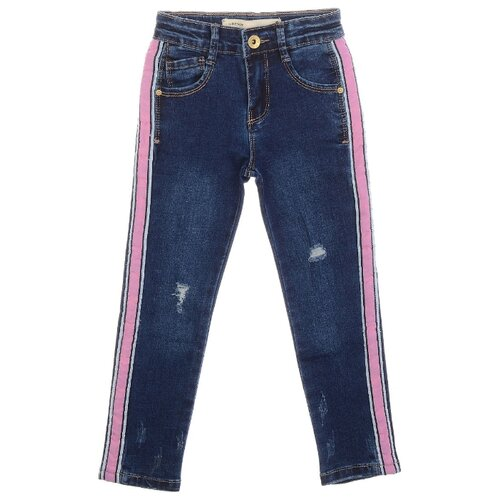Джинсы MODIS размер 110, синий шорты джинсовые modis modis mo044ebfclm4