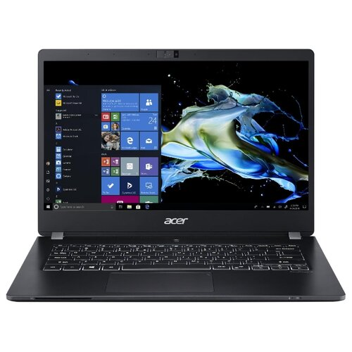 Купить Ноутбук Acer TravelMate P6 TMP614-51-G2-75J4 (Intel Core i7 10510U 1800MHz/14 /1920x1080/8GB/256GB SSD/DVD нет/Intel UHD Graphics 620/Wi-Fi/Bluetooth/Windows 10 Pro) NX.VMQER.00A черный