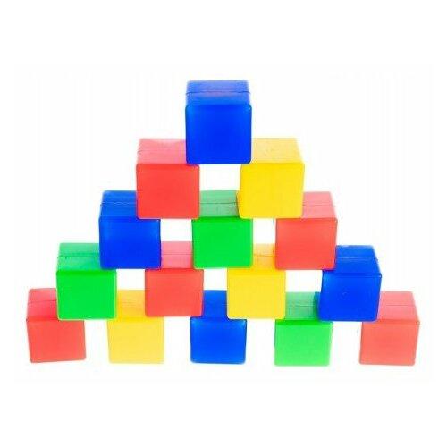 Кубики Пластмастер Набор 14047 кубики пластмастер набор 14047