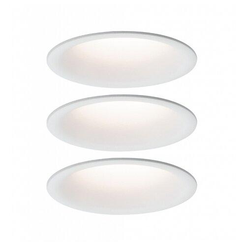 Встраиваемые светильники Cymbal Coin dim LED 3x6,8W ws mt 93415