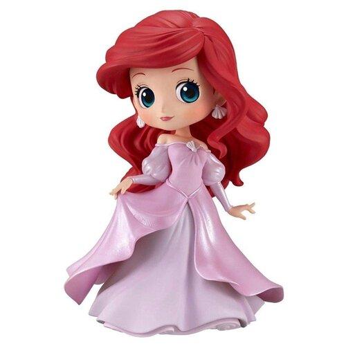 Купить Фигурка Q posket : Ariel Princess Dress (Ариэль в розовом платье) 35685, Bandai, Игровые наборы и фигурки