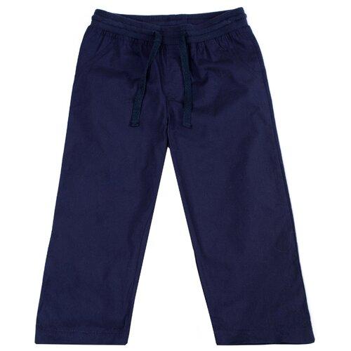Купить Брюки playToday Forest Camping Baby 387021 размер 74, темно-синий, Брюки и шорты