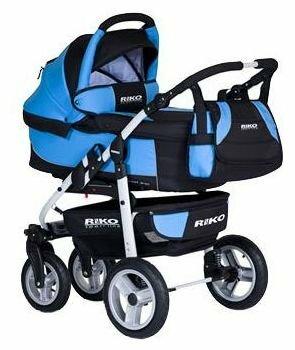 Универсальная коляска Riko Amigo (2 в 1)