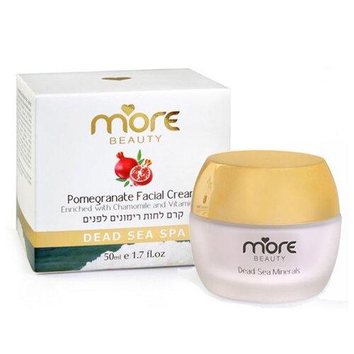 More Beauty Pomegranate Facial Cream гранатовый крем для лица, 50 мл