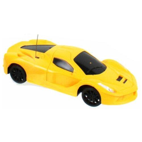 Купить Машинка 1 TOY Спортавто (T13821/T13822/T13823) 1:26 17 см желтый, Радиоуправляемые игрушки