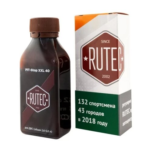 RUTEC Pit-Stop 40 XXL (P-20-40/75) 0.075 л