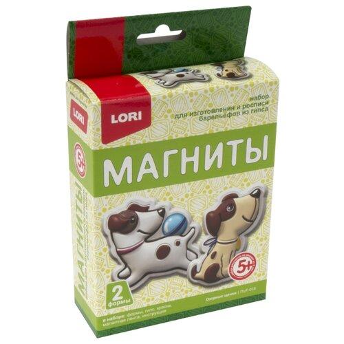 Купить LORI Магниты из гипса Озорные щенки (Пз/Г-018), Гипс