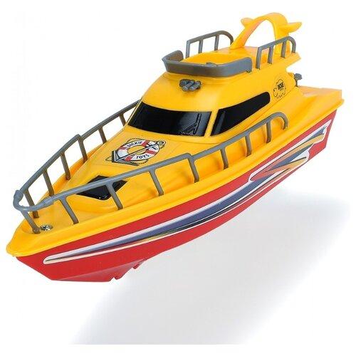 Купить Яхта Dickie Toys 203774001 23 см желтый, Машинки и техника