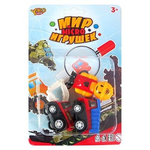 Купить Игровой набор Yako Стройка M7821, Игровые наборы и фигурки