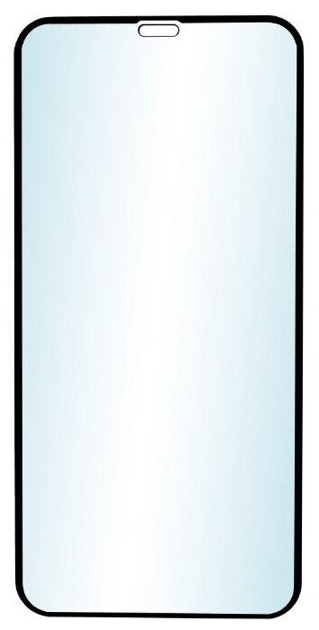 Защитное стекло SkinBox для Apple Iphone XR черный фото 1