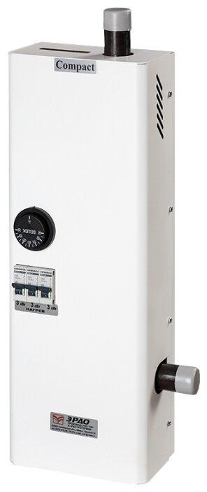 Электрический котел ЭРДО ЭВПМ-Compact-9 9.45 кВт одноконтурный — купить по выгодной цене на Яндекс.Маркете