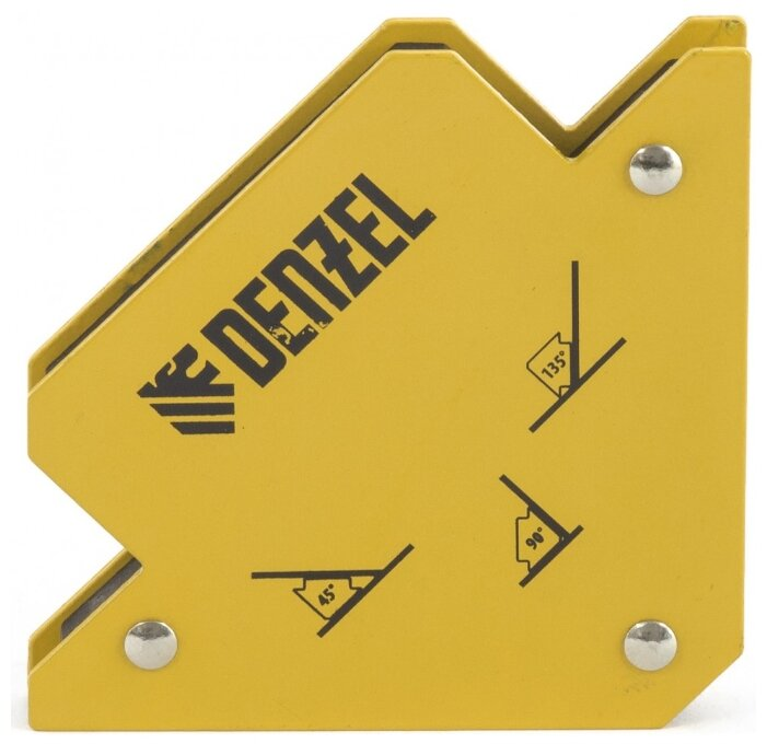 Магнитный угольник Denzel 97551