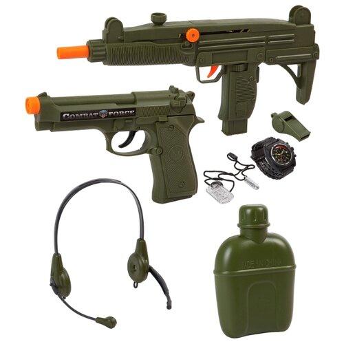 Купить Игровой набор Debao Force Set 33880, Полицейские и шпионы