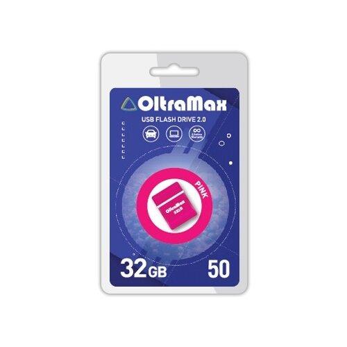 Фото - Флешка OltraMax 50 32GB pink 1 шт. pink memories шаль