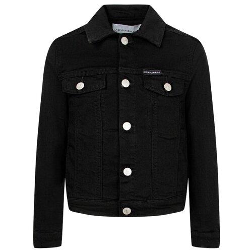 Куртка CALVIN KLEIN IU0IU00072 размер 128, черный