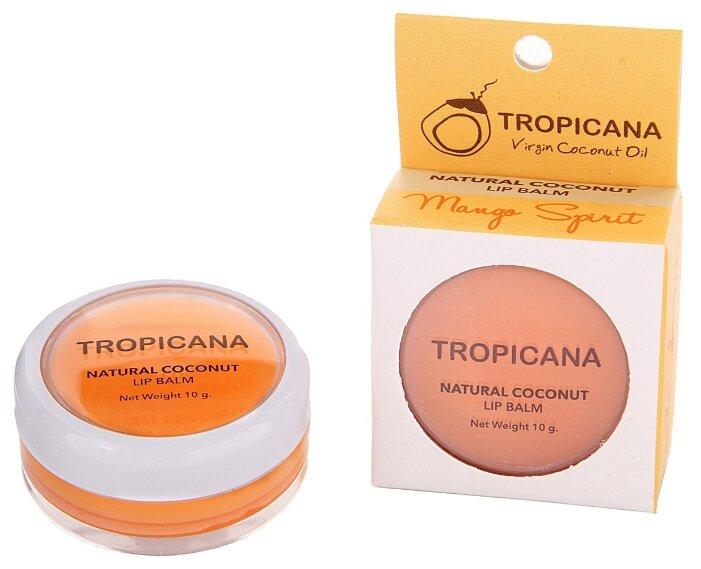 Tropicana Бальзам для губ Аромат манго