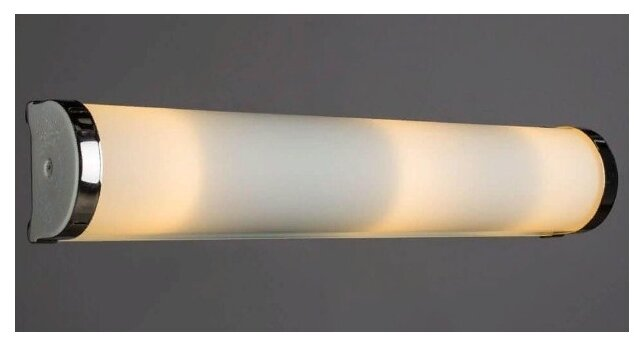 Настенный светильник Arte Lamp Aqua A5210AP-3CC, 120 Вт — купить по выгодной цене на Яндекс.Маркете