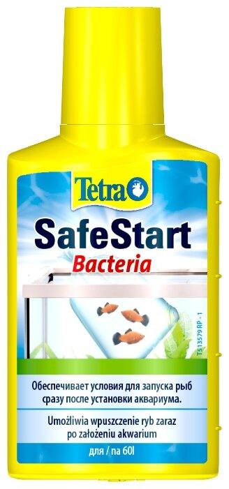 Средство TETRA Safe Start Бактериальная культура для запуска нового аквариума, 50