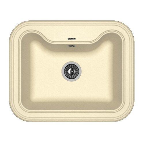 Врезная кухонная мойка 63 см FLORENTINA Крит-630 FS 20.110.D0630.202 шампань мойка florentina нире 630 шампань