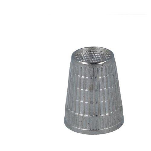 Купить Gamma Наперсток NG-03 №10, 17 мм серебристый, Инструменты и аксессуары