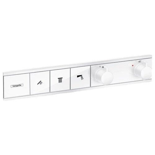 Фото - Термостат для ванны Hansgrohe RainSelect 15381700 термостат для ванны hansgrohe rainselect 15356400