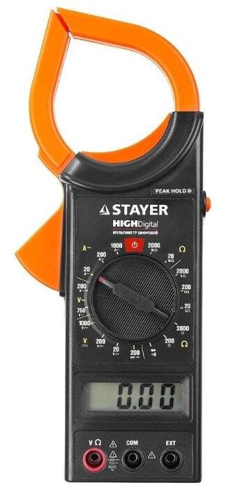 Токовые клещи STAYER 59820