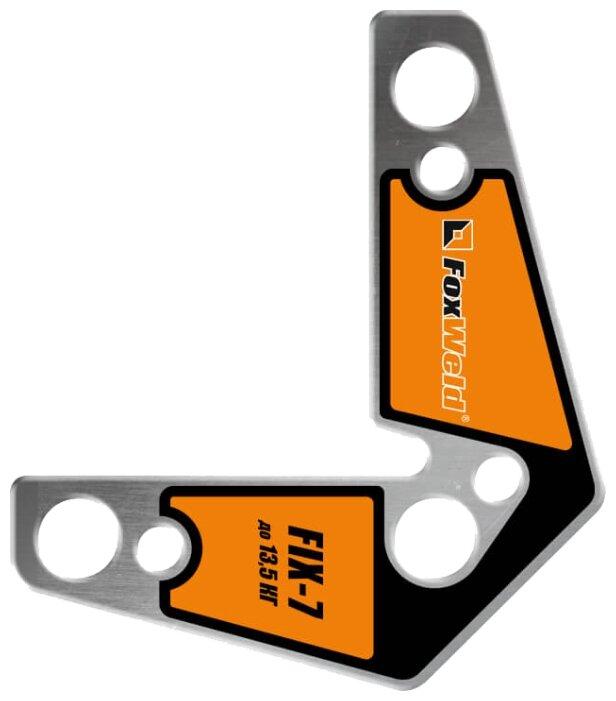 Магнитный угольник FoxWeld FIX 7