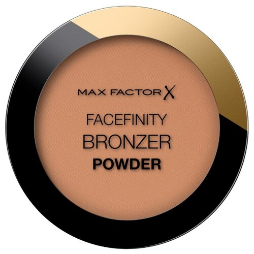 Max Factor Бронзирующая пудра Facefinity Bronzer Powder 001 light bronze