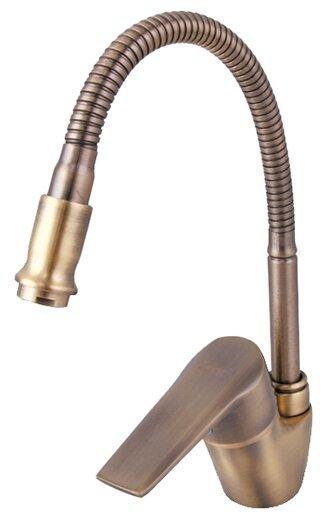 Смеситель для кухни (мойки) Frap H30-4 F4330-4 однорычажный
