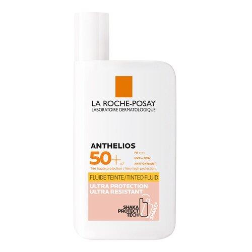 Флюид LA ROCHE POSAY Тонирующий для лица и кожи вокруг глаз SPF50+, 50 мл
