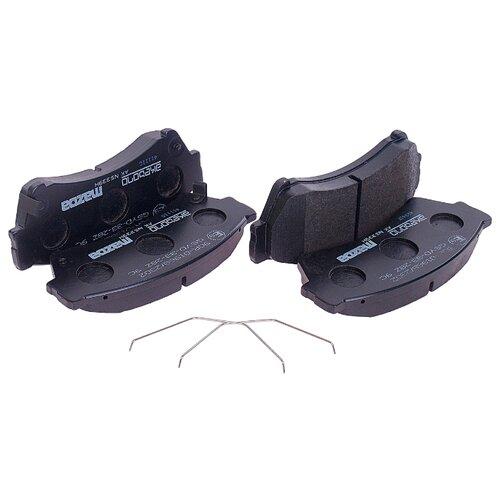 Дисковые тормозные колодки передние Mazda GSYD-33-28Z9C для Mazda 6 (4 шт.)