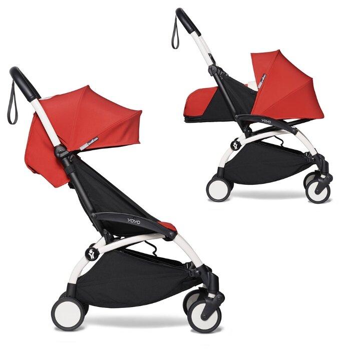Прогулочная коляска BABYZEN Yoyo2 (с комплектом для новорожденных 0+)