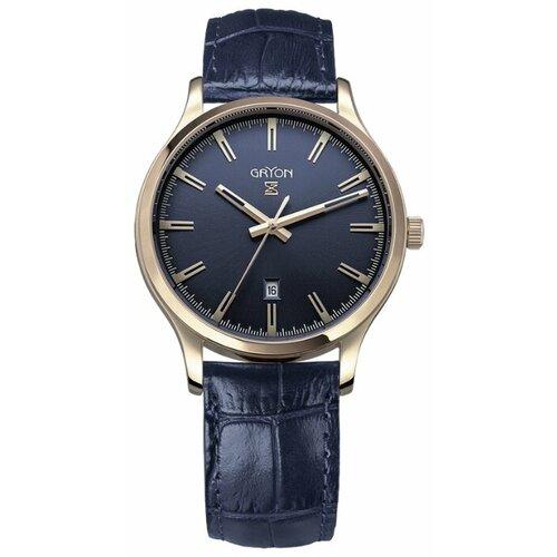 Наручные часы Gryon G 201.26.36 наручные часы gryon g 253 18 38