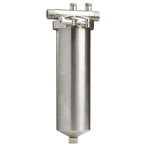 Фильтр магистральный Fibos Корпус ГВС 1000 л/час для холодной и горячей воды металл фильтр магистральный fibos премиум для холодной и горячей воды