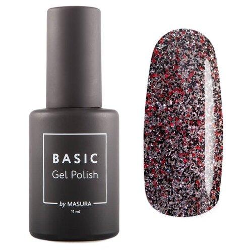 Купить Гель-лак для ногтей Masura Basic, 11 мл, Любимый Твид