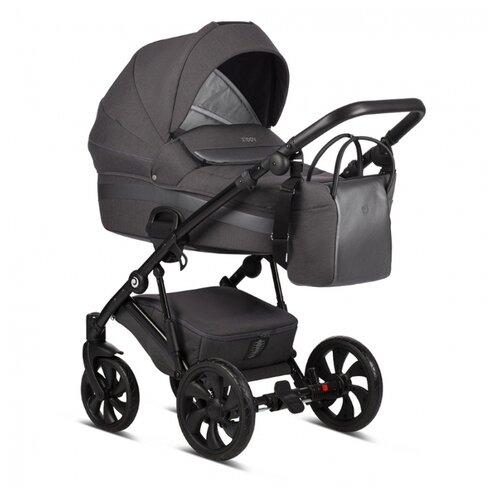 Универсальная коляска Tutis Zippy 2020 (2 в 1) dark grey коляска 3 в 1 tutis zippy viva серый белый 513045