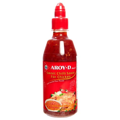 Соус Aroy-D Sweet chilli for chicken, 550 г