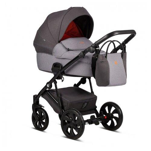 Универсальная коляска Tutis Zippy 2020 (2 в 1) orange коляска 3 в 1 tutis zippy viva серый белый 513045