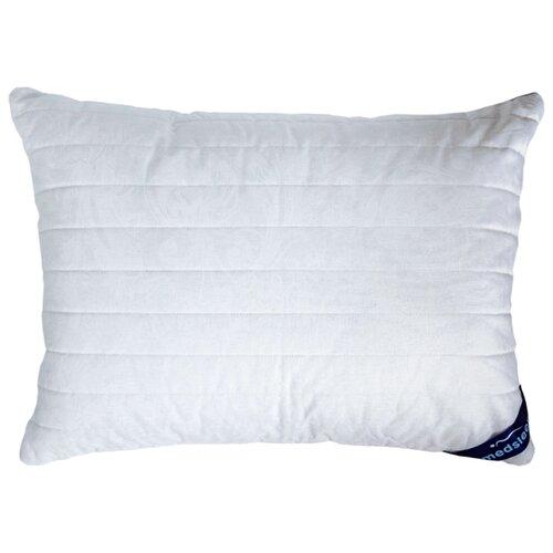 WHITE CLOUD Подушка стег 50х70,1пр,хлопок/хлопок.вол./микровол.