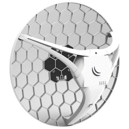 4G LTE модем MikroTik LHG LTE6 kit белый