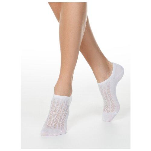 Фото - Носки Conte Elegant Active 19С-185СП 179, размер 23, белый носки conte elegant comfort 19с 101сп размер 23 темно бордовый
