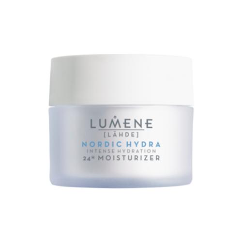 Lumene Lahde Nordic Hydra Intense Hydration 24H Moisturizer Интенсивный увлажняющий крем 24 часа для лица, 30 мл