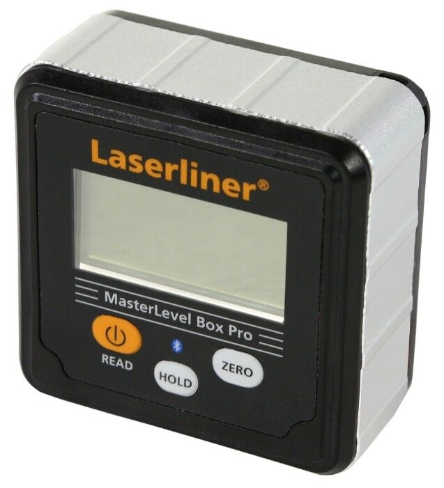 Уклономер электронный Laserliner MasterLevel Box Pro