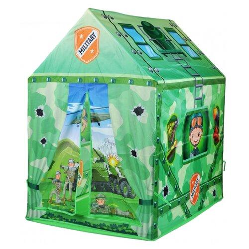 Купить Палатка YUANDONG Военная 995-7070C зеленый, Игровые домики и палатки