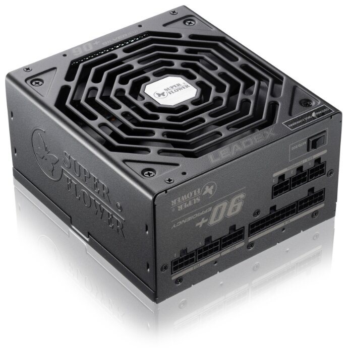 Блок питания 550W Super Flower Leadex Silver (SF-550F14MT)