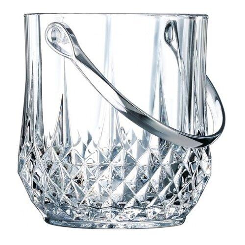 Ведерко для льда Eclat Longchamp прозрачный