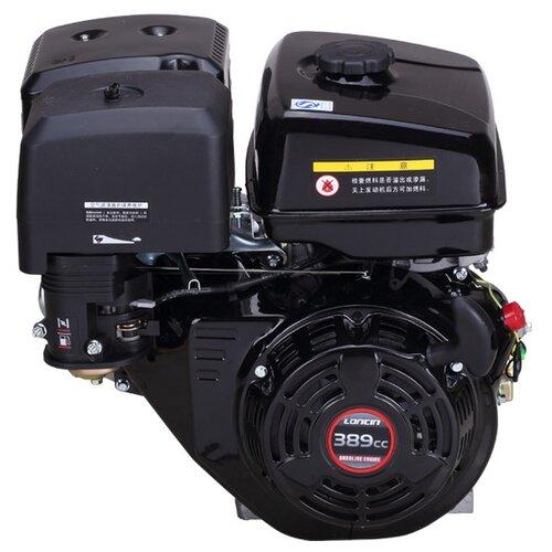 Бензиновый двигатель LONCIN G390F (03204)