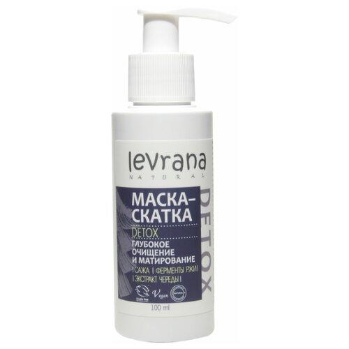 Levrana Маска-скатка Detox, 100 мл detox маска