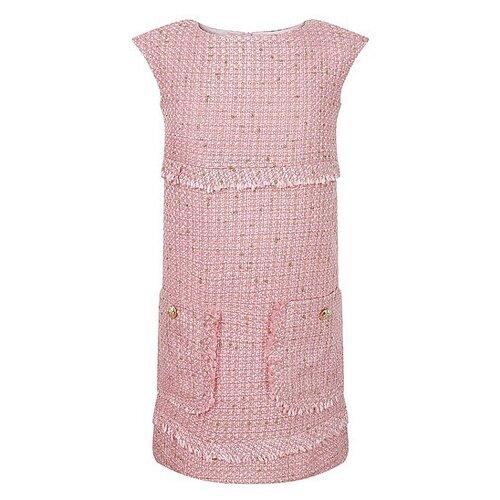 Платье David Charles размер 140, розовый