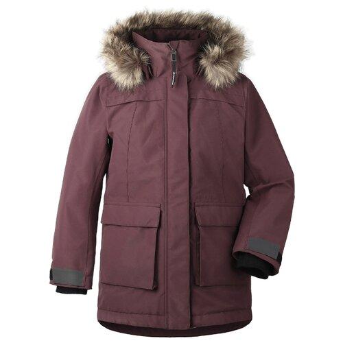Куртка Didriksons Heijkenskjold 501901 размер 150, 147 бургундия парка didriksons marcel